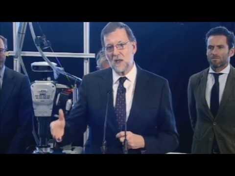"""Rajoy: """"Nuestro objetivo es más progreso y más desarrollo económico y social"""""""