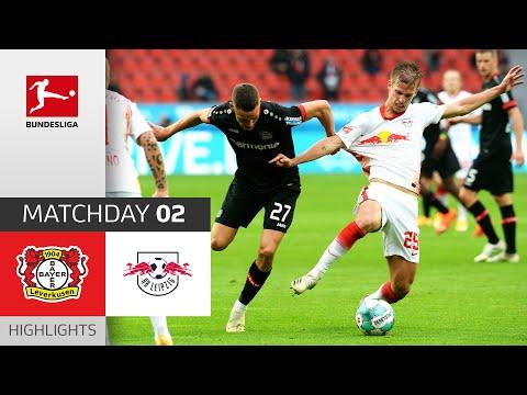 Bayer Leverkusen 1-1 RB Rasen Ballsport Leipzig