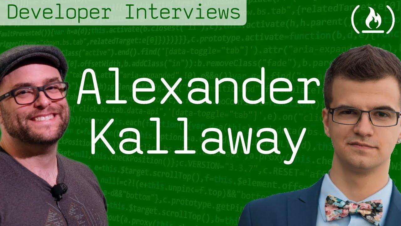 Podcast #46: Alexander Kallaway