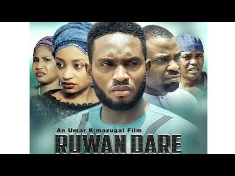 RUWAN DARE 3&4 LATEST HAUSA FILM WITHN SUBTITLE 2018