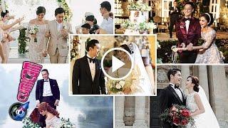 Catatan Cumi 2016: Pernikahan Artis Paling Gemerlap