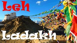 Leh India  city pictures gallery : A Tour of Amazing LEH, LADAKH, India & Himalaya Views