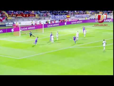 The Goal Of The Day - Nacho : Real Madrid Vs Cultural Leonesa HD