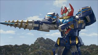 Video Enter Q-Rex Megazord MP3, 3GP, MP4, WEBM, AVI, FLV Februari 2019