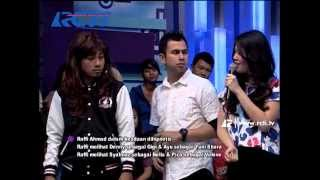 Download Video Nagita Slavina Bete, Raffi Ketemu Mantan - dahSyat 21 Apr 14 MP3 3GP MP4