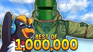 BEST OF 1,000,000 MONTAGE! +