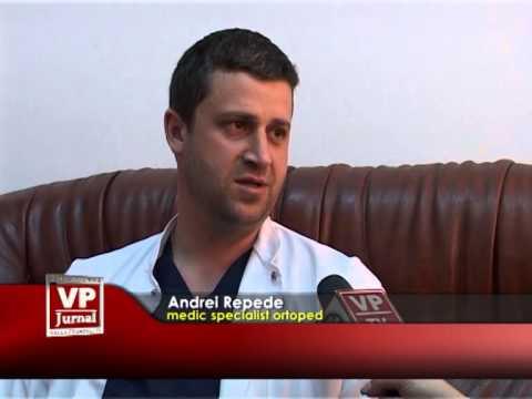 Operaţie în premieră la Câmpina
