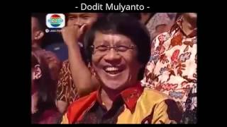 Video best stand up comedy dodit mulyanto lucu abis MP3, 3GP, MP4, WEBM, AVI, FLV November 2017