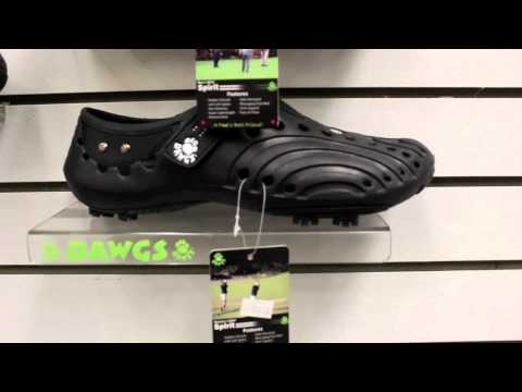 Dawgs Golf Shoes from Dawgs Footwear