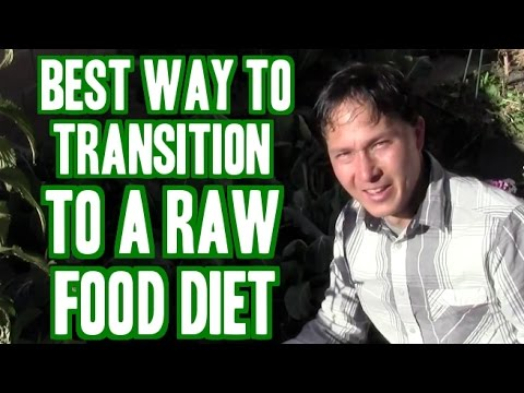 Best Way to Transition to a FullyRaw Diet & More Raw Foods Q&A