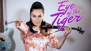 Download Lagu Eye Of The Tiger - Survivor (Violin Cover Cristina Kiseleff - Rocky III Soundtrack) Mp3