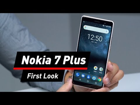 Nokia 7 Plus im Test: Das MWC-Highlight im ersten Ein ...