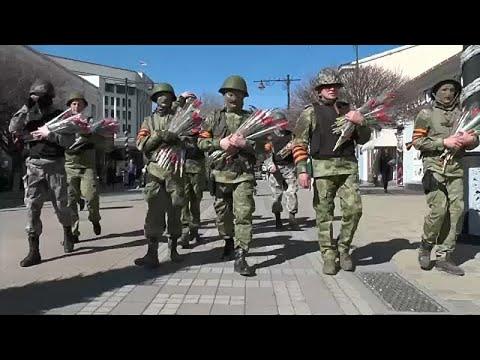 Russland / Ukraine: Fünfter Jahrestag der Annexion de ...