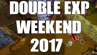 So double exp weekend has been announced again already! doesn't seem 5 mins since the last one!  So in this video i discuss general plans for Bonus EXP weekend, my thoughts and my usual complaint about working weekend nightshifts haha! Hope you all enjoy the video!!Bonus Exp Weekend Date - 17th February 2017