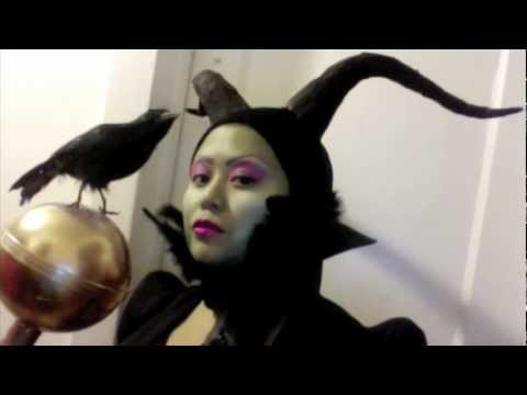 Quick & Easy Costume Under $10 - DIY Horns