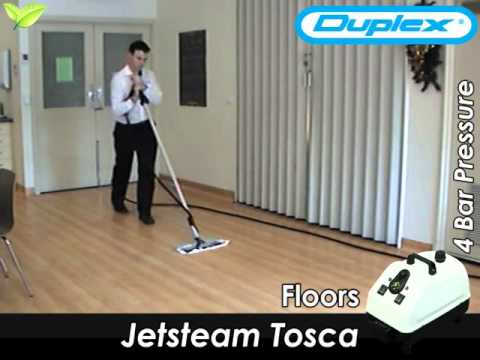 Steam Cleaners | Jetsteam Tosca