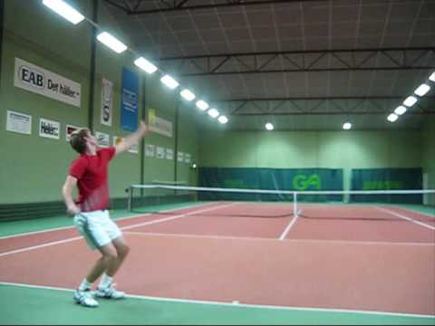 John Larsson – College Tennis Recruiting Video