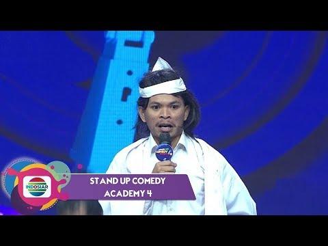 GAWAT,,Oki Ngamuk Pakai Jurus Siluman Kucing - Oki | Grand Final SUCA 4