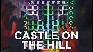 Ed Sheeran - Castle On The Hill // Launchpad Cover//Remix