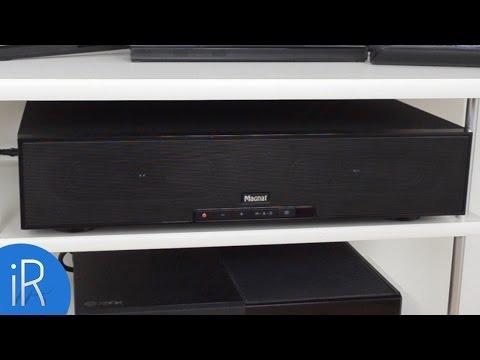 Perfekter Sound für den Fernseher uvm. !? Sounddeck 200 Magnat im Test
