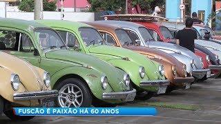Lendário, Fusca completa 60 anos de história no Brasil