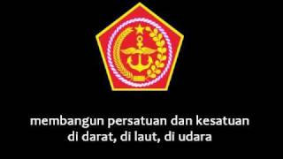 Video Mars Tentara Nasional Indonesia (TNI) MP3, 3GP, MP4, WEBM, AVI, FLV Juli 2018