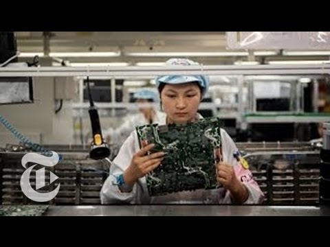 Apple Convinces Foxconn to Improve Labor Conditions at Its Factories
