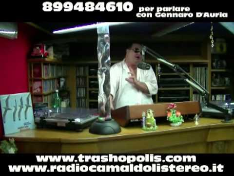 Gennaro D'Auria – La diretta del 19 febbraio 2011