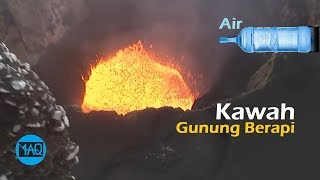 Video Apa yang Terjadi Jika Kita Menyiram Kawah Gunung Berapi dengan Air ? MP3, 3GP, MP4, WEBM, AVI, FLV Agustus 2018