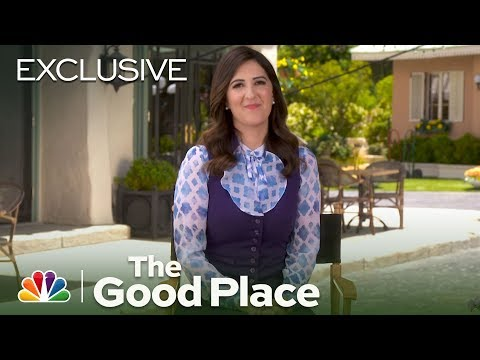 Extended Episodes Streaming Now - The Good Place (Digital Exclusive)