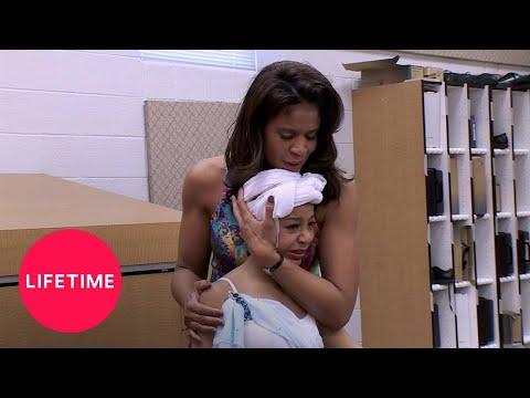 Dance Moms: Nia's Headpiece Comes Loose (Season 4 Flashback)   Lifetime