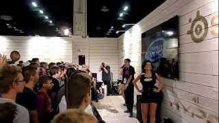 SK Gaming & Blizzard Costume Contest @ GamesCom 2012 - 2015