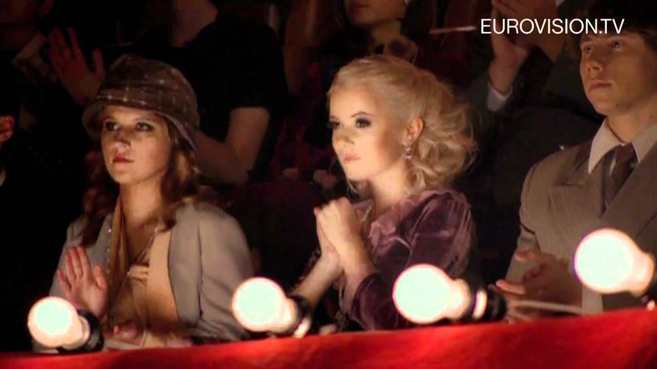 Mika Newton - Angel (Ukraina 2011)