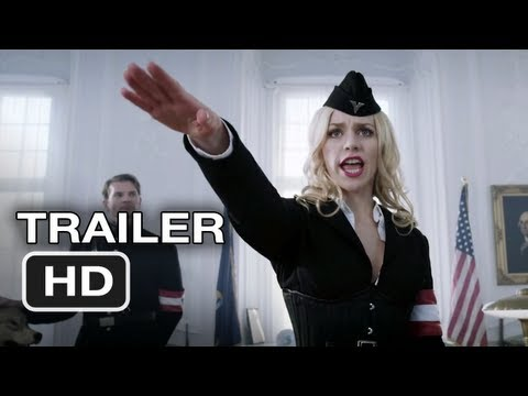 Iron Sky Official Trailer #2 - Nazi's on the Moon Movie (2012) HD Video