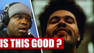 The Weeknd - After Hours (Audio) - REACTION - FIRST TIME HEARING