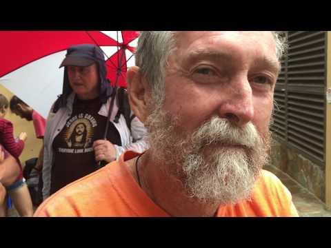 Jim Dowling on Pine Gap 6 Sentencing