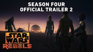 Video Star Wars Rebels Season 4 Trailer 2 (Official) MP3, 3GP, MP4, WEBM, AVI, FLV Oktober 2017