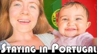 ➡️BECOME AN 8-MILER: http://www.patreon.com/8milesfromhome It's official! We are staying in Portugal and a new contract is on its way. Let's bring up this baby here :-)➡️Find Out More ABOUT US: http://thesetinymoments.one🎦 SUBSCRIBE to our cinematic family video diary channel 'These Tiny Moments' : http://bit.ly/subTTM🚙-WHO WE ARE:BRITISH FAMILY VLOGGERS Sacha & Jmayel are '8 Miles From Home', a unique representation of a real life adventure. Following the lives of a Man, Woman, Baby & Dog as expats in Asia and now in Europe. Now LIVING IN PORTUGAL, creating a DAILY VLOG documenting the lives of 2 English film makers making a new life for themselves with Eden the dog and a baby Story. Subscribe to stay up to date. New videos every weekday.📭 Postal  Correspondence Address (mail and letter items only)-Jmayel El-haj - Unit 11130, PO Box 6945, London, W1A 6US📦 Parcel  Courier Point Address (parcel and courier delivery only)-Jmayel El-haj - Unit 11130, Courier Point, 13 Freeland Park, Wareham Road, Poole, Dorset, BH16 6FH, UK.*SUPPORT OUR CHANNEL MONTHLY: http://www.patreon.com/8milesfromhome*Eden's Dog Bandana's (RTBs): http://DandieDogs.com *Dog Sanctuary: http://OneWorldSanctuary.orgVLOG CAMERA = http://bit.ly/SONYVLOGCAMERASLR CAMERA = http://bit.ly/CANONSLRBODYYOUTUBE: http://bit.ly/SUBSCRIBEonYTFACEBOOK: http://facebook.com/8milesfromhomeTWITTER: http://twitter.com/8milesfromhomeINSTAGRAM: http://instagram.com/8milesfromhomeCAMERAS & EQUIPMENT: http://bit.ly/cameras-equipmentPLACES WE GO MAP: http://bit.ly/PlacesWeGoMapFor collaborations and business inquiries, please contact via email.TAGS: FAMILY VLOG, VLOGGERS, BABY, CHILD, DOG, BRITISH, EXPAT, PORTUGAL, EXPAT LIFE, REAL LIFE, EXPATS, EXPAT VLOG, DAILY VLOG, 8 MILES FROM HOME, BEHIND THE SCENES, ADITL, A DAY IN THE LIFE VLOGS, 2 FILM MAKERS, MARRIED COUPLE, CINEMATIC DAILY VLOG, CINEMATIC VIDEO DIARY
