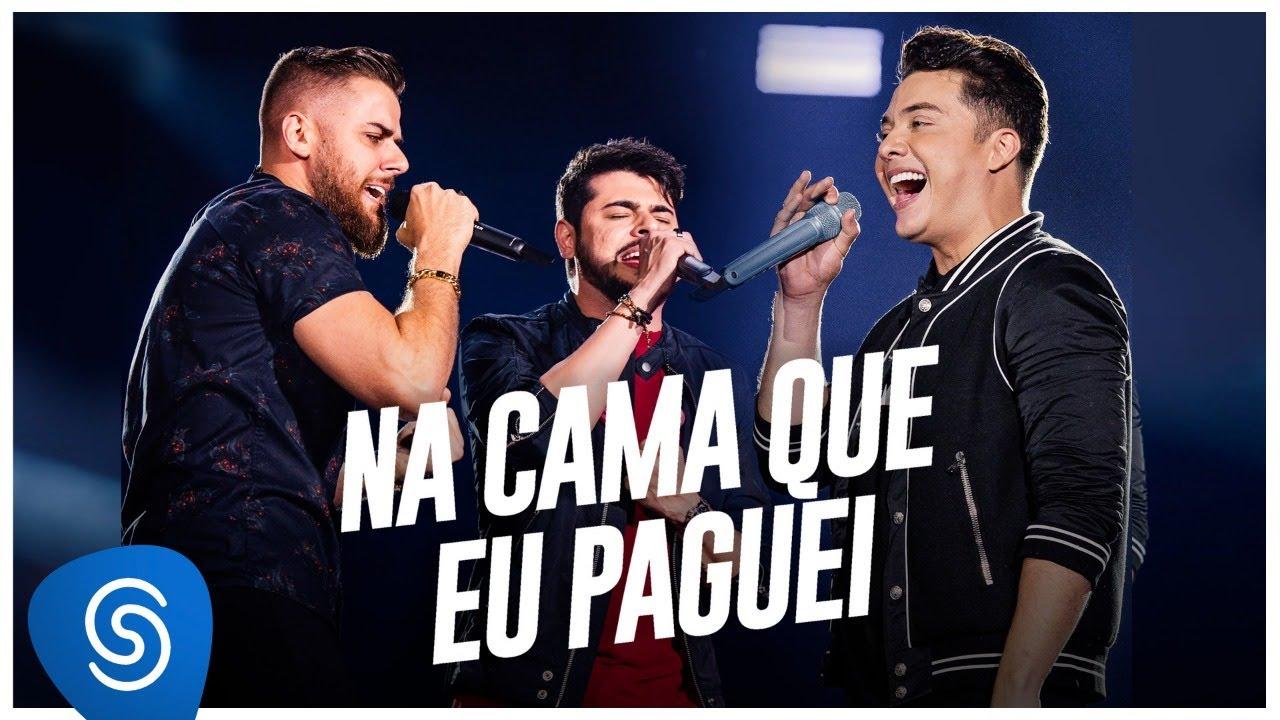 Wesley Safadão part. Zé Neto & Cristiano - Na Cama Que Eu Paguei [Garota VIP Rio de Janeiro] - YouTube