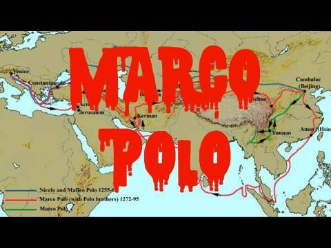 Marco Polo 😂COMEDY😂 ( David Spates )