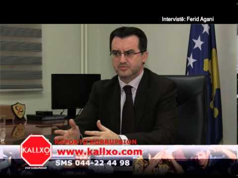 Intervist: Ferid Agani