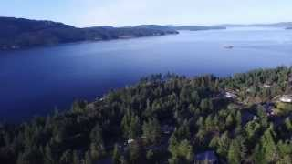 North Saanich (BC) Canada  city photos gallery : 4K video of Landsend North Saanich BC