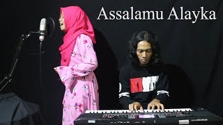 Video Maher Zain - Assalamu Alayka Cover by Ferachocolatos ft. Agung MP3, 3GP, MP4, WEBM, AVI, FLV Maret 2018