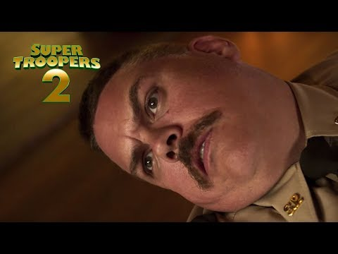 "SUPER TROOPERS 2 I ""A Second Chance"" TV Commercial 