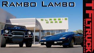 Nonton Lamborghini Countach & Lamborghini LM002: The Rambo Lambo Truck Driven Film Subtitle Indonesia Streaming Movie Download