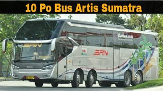 Video 10 Po Bus Artis Ranah Sumatra MP3, 3GP, MP4, WEBM, AVI, FLV Agustus 2018
