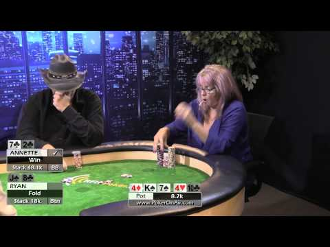 S5G1P4 CTB Chase The Bracelet Game Show   Poker On Air LIVE
