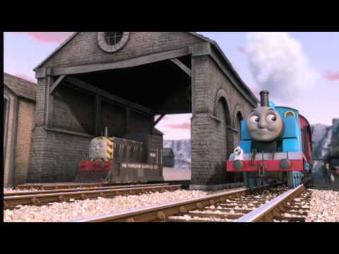 Thomas & Friends: Misty Island Rescue (Now Available On DVD, Blu-ray And Digital Download)