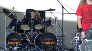 Video Headfire - Miroslav Summer Of Rock 2013