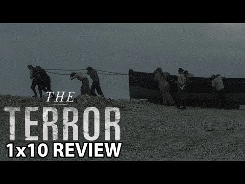 The Terror Season 1 Episode 10 'We Are Gone' Finale Review